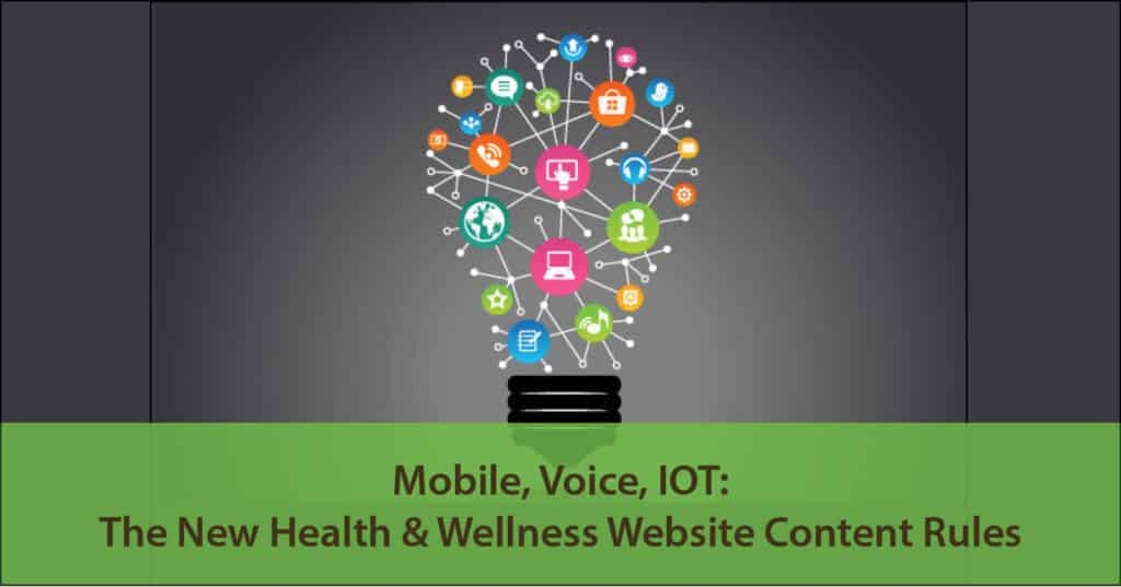 mobile, voice, IOT web content