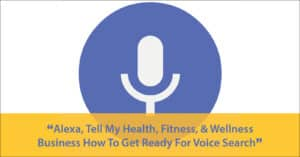 voice search & microphone symbol