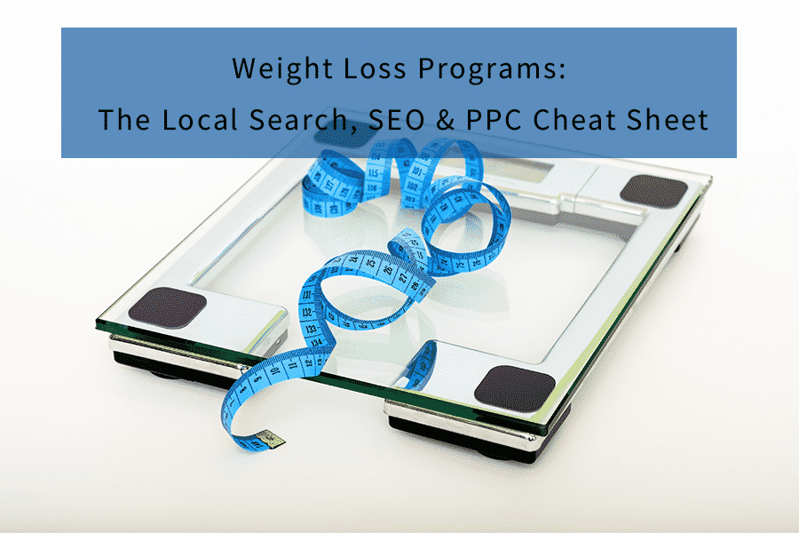 weight loss SEO